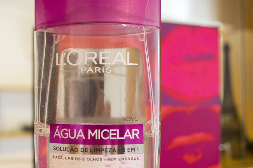 Agua Micelar L Oreal Resenha Drink Bottles Bottle Water Bottle