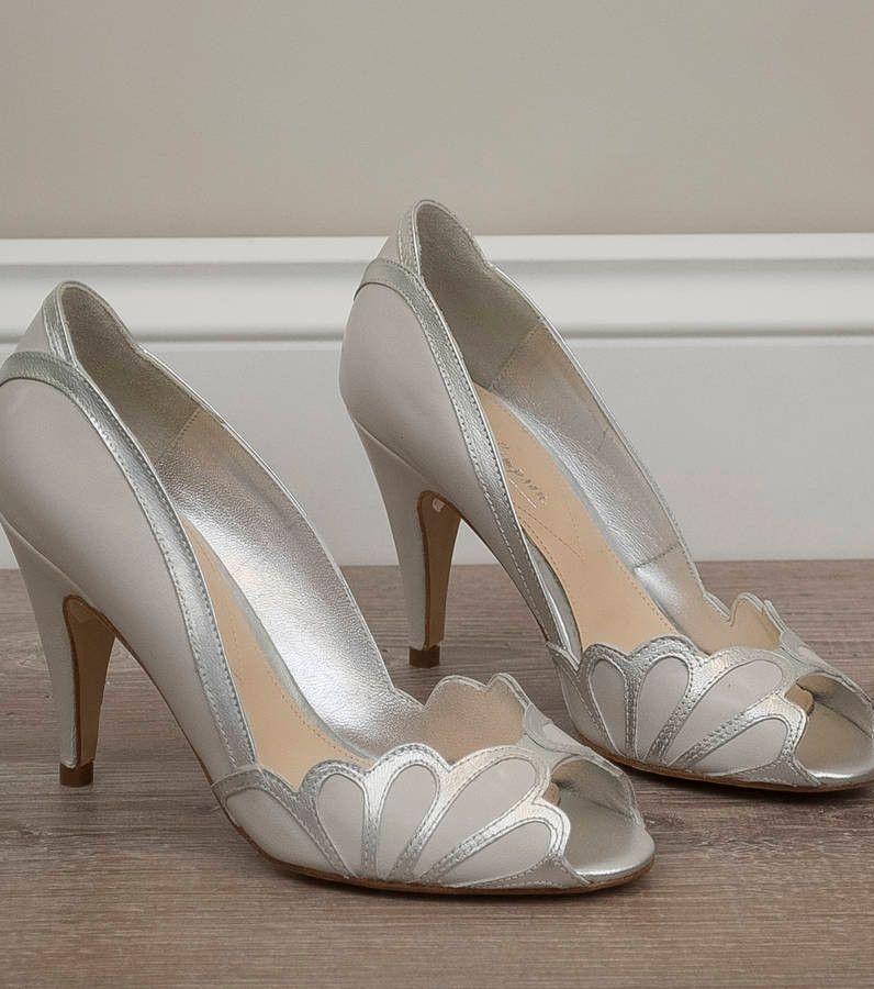 Photo : Chaussure mariage Rachel Simpson - Isabelle, 230€