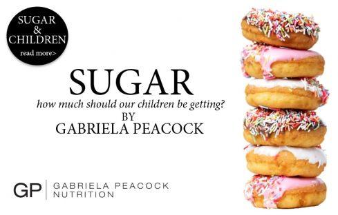 The Baba Blog | Nutritionist Gabriela Peacock on Sugar