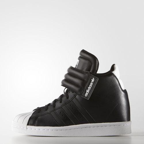 d97f4576394 Superstar Up Strap Shoes - Black
