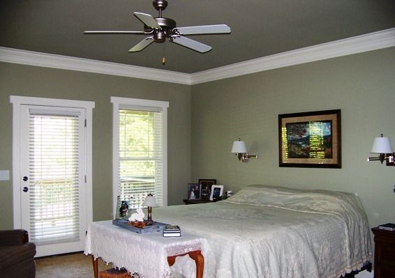Sherwin Williams Svelt Sage Walls For The Home Bedroom