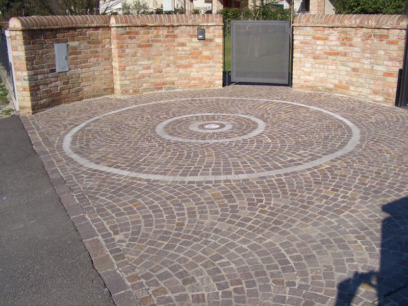 esterni pavimento pietra - Cerca con Google