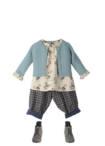 Bonpoint Winter 2015 - Hungarian Rhapsody #BonpointBaby #BonpointWinter15 #babyfashion