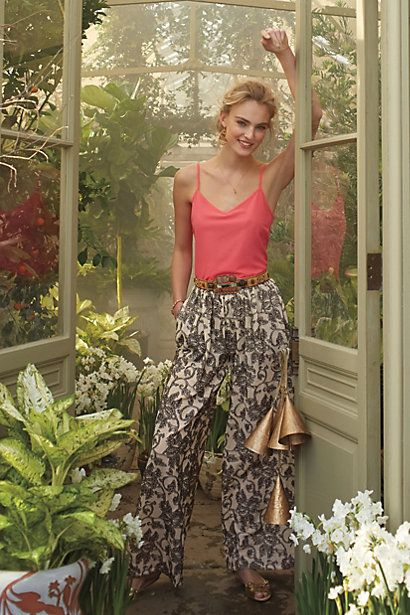 Terre Wide-Legs #anthropologie