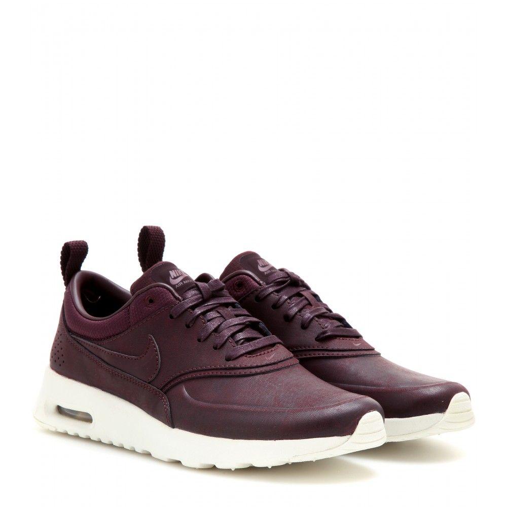 Nike Nike Air Max Thea Premium sneakers The deep