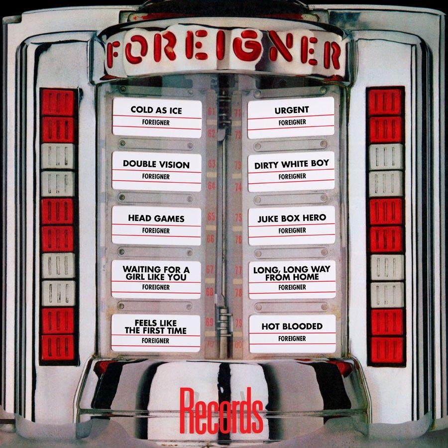 foreigner albums