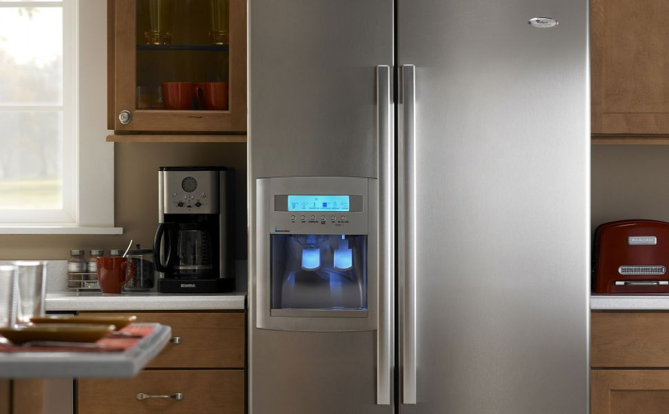 Whirlpool Refrigerator Hd Wallpaper Home Appliances Home