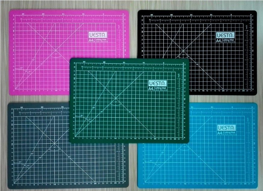 cutting mats 183175: a2 free shipping 24l x 18w inch colorful 5, Powerpoint templates