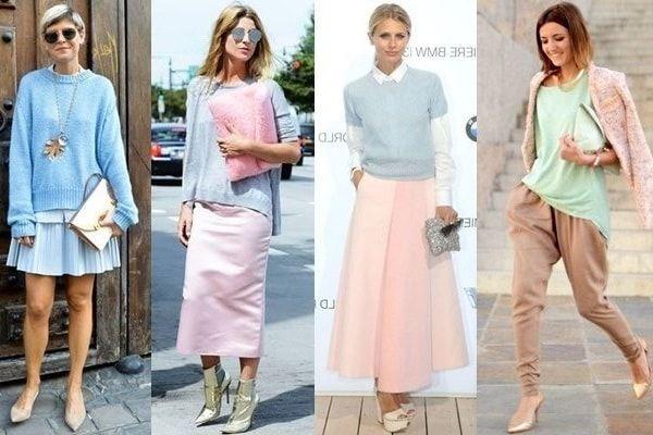Романтический стиль в одежде | Модные образы, Стиль ...