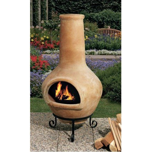 Chiminea - Love this one
