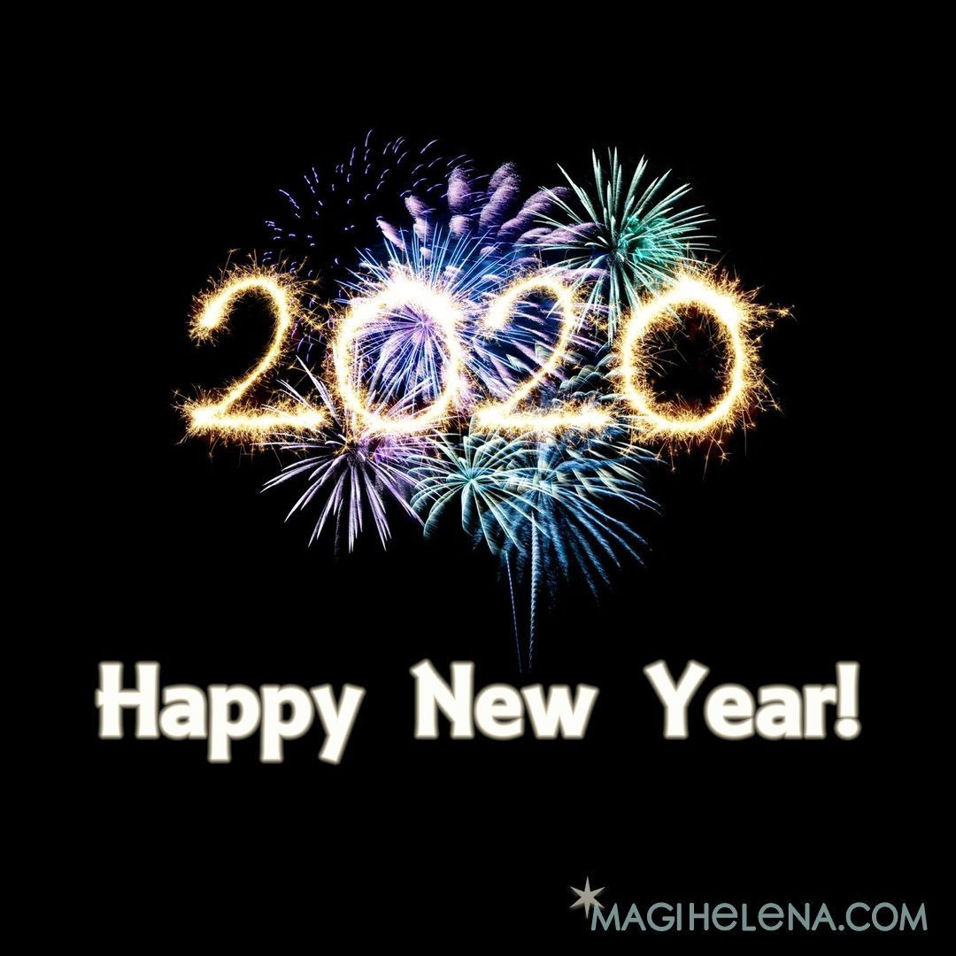 Happy New Year And Happy New Decade Newyearseve Celebrate Newyear Newbeginnings Astrology Holiday Wishes Astrology Calendar Happy New