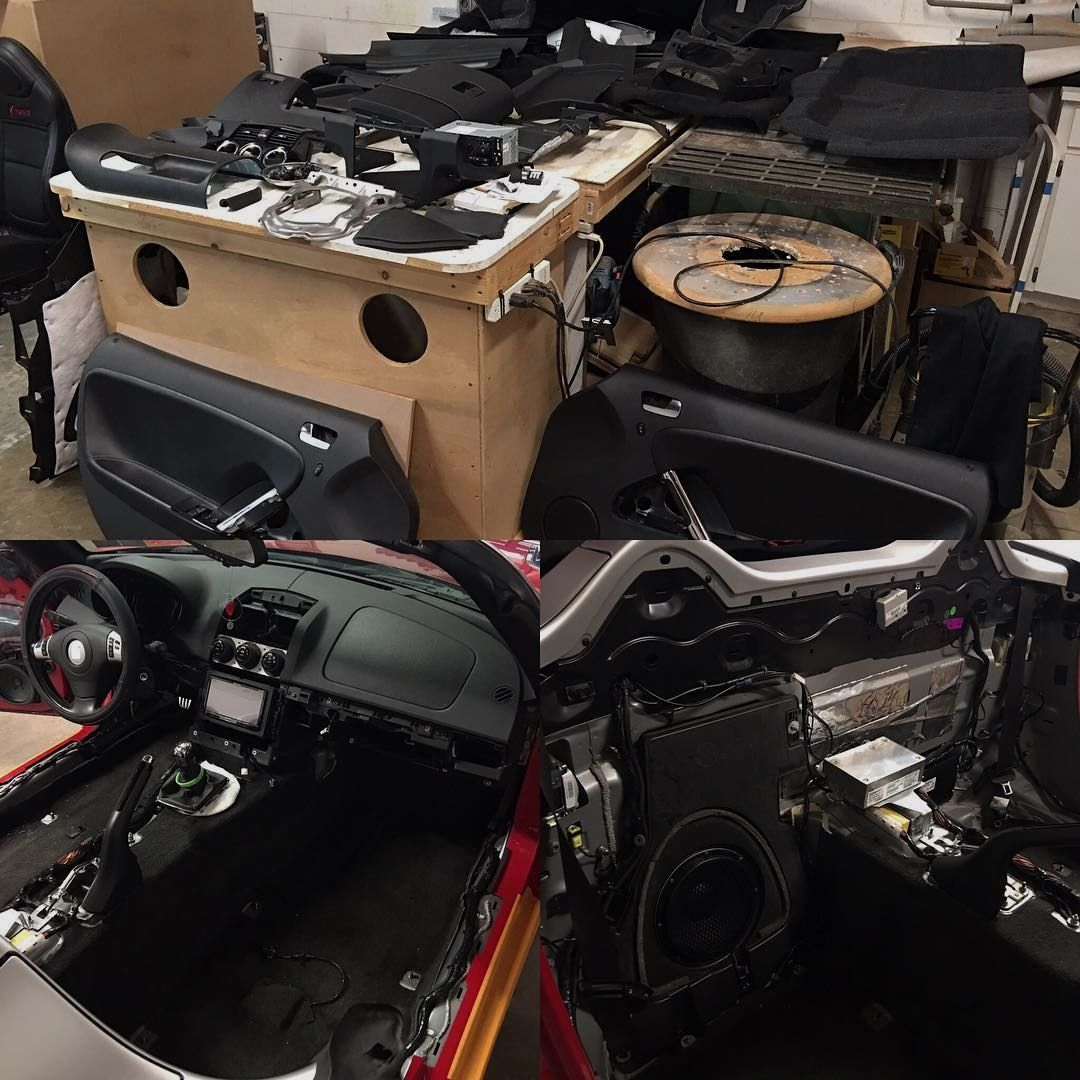 We are the Car Audio Installation Experts in your