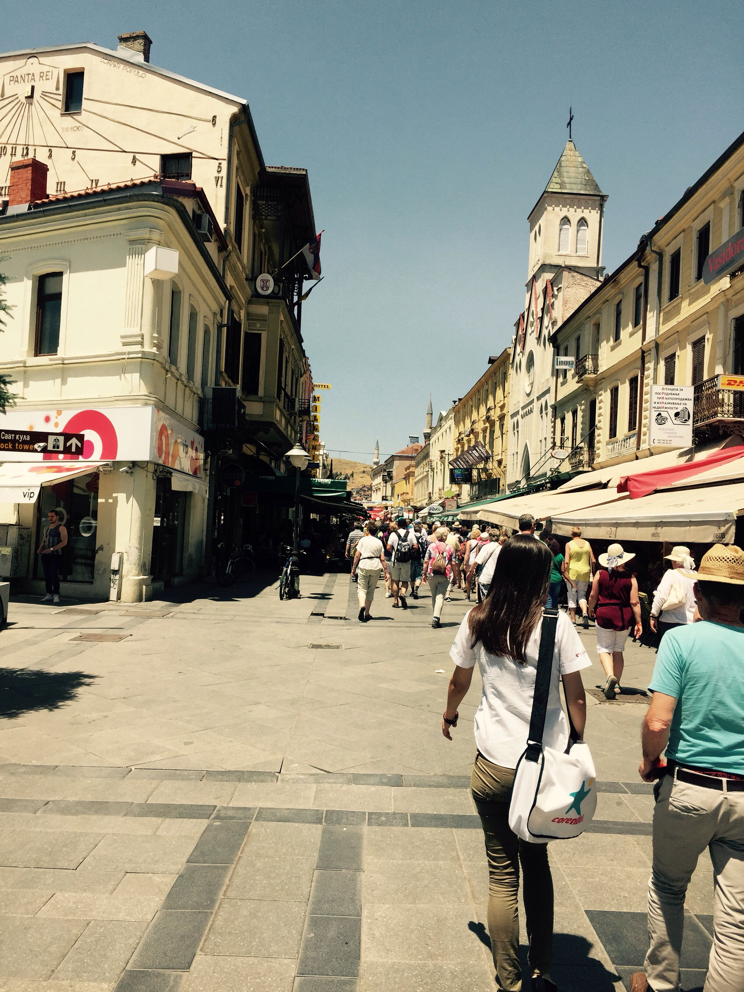 Bitola in Macedonia my place of birth