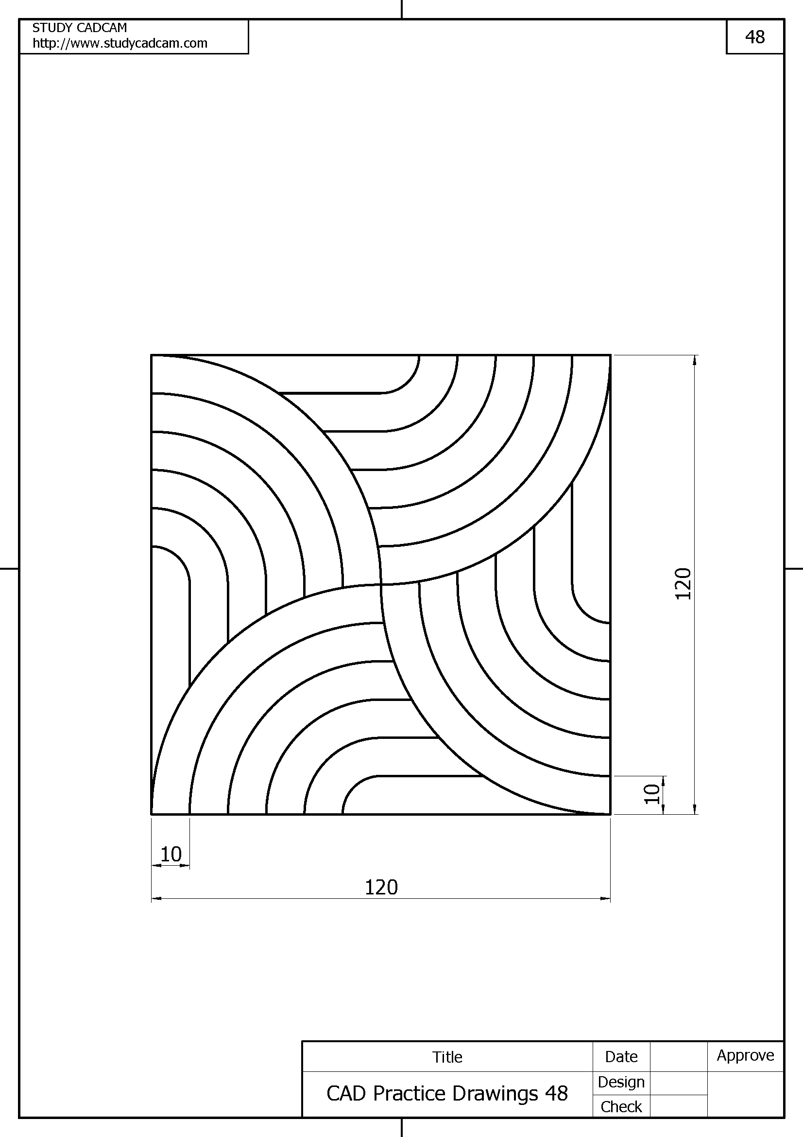 Pin By Rselias On Geometric Cad Drawing Pattern Drawing Drawings