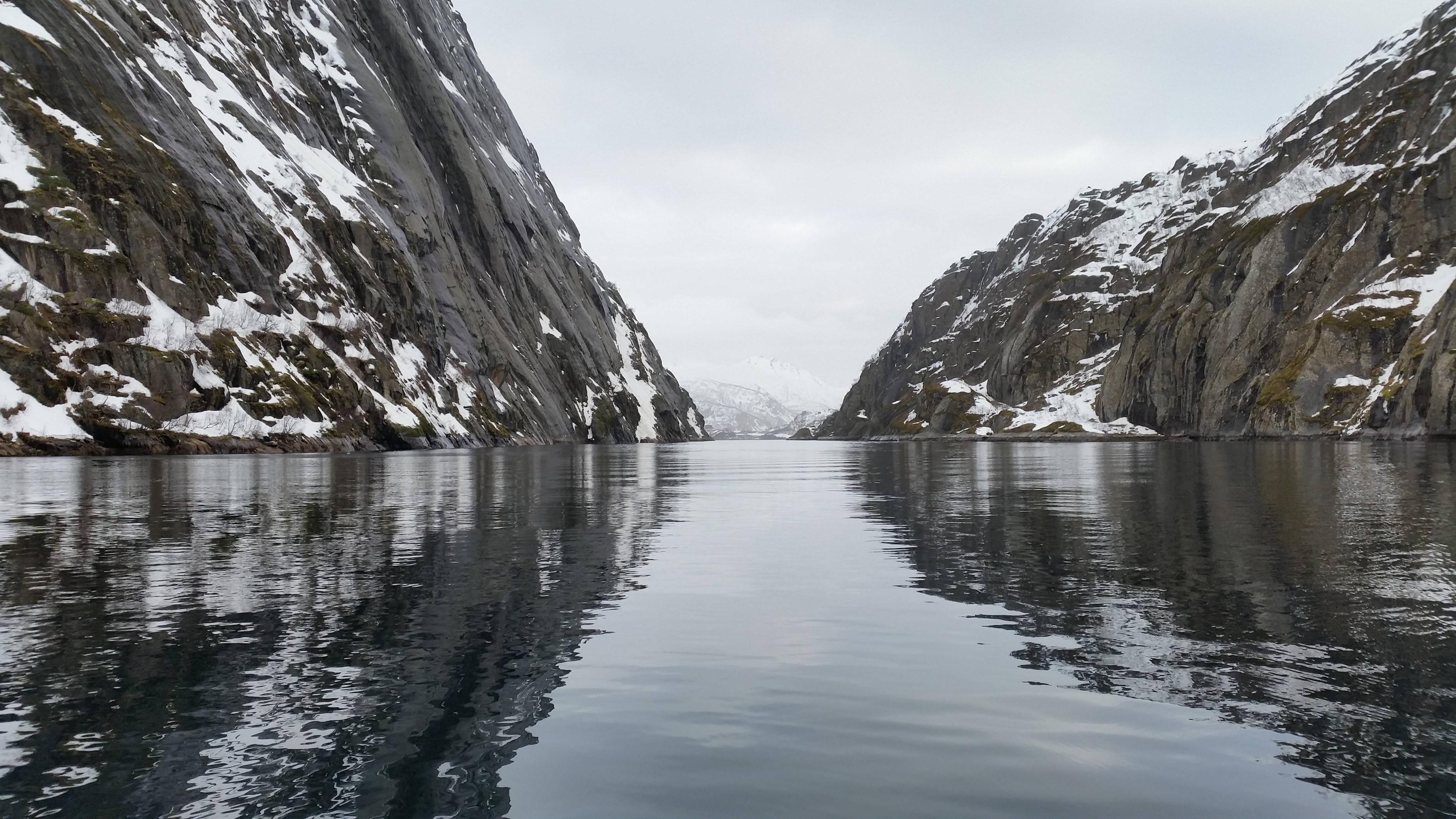 My fishing spot in Lofoten