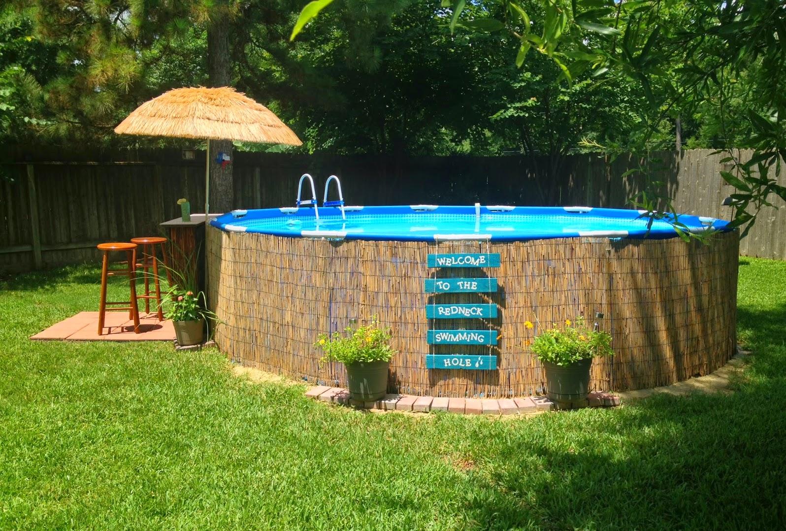 piscina desmontable - Cómo elegir tu piscina low cost | DIY | Above ...