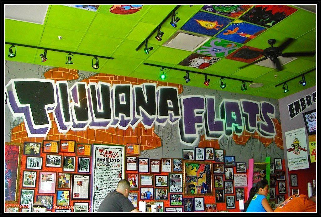 Tijuana Flats Restaurants Food Recipes From Heaven Fast