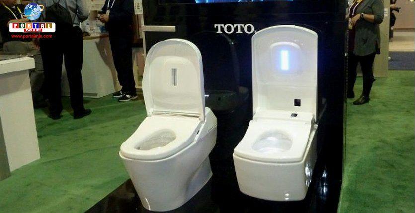 Para impressionar os visitantes estrangeiros, todas as estações de metrô da capital japonesa terão toilets modernos.