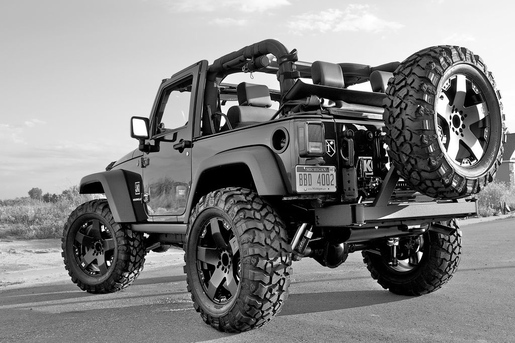 20inch Ram Rims On A Jk Page 2 Rockstar Pics Jeep Jk Black Jeep