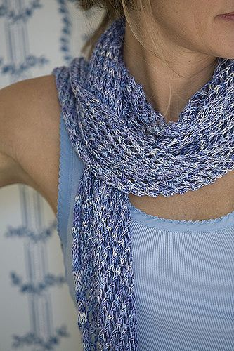 Montego Bay Scarf Pattern By Amy Singer Montego Bay Scarves And