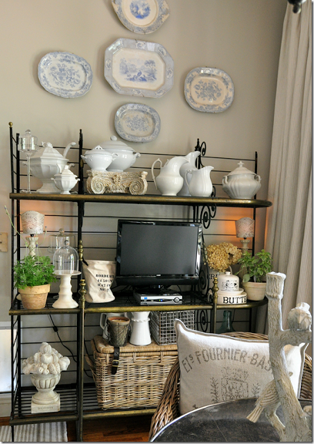 Decorating With Baker S Racks The Best Ones For Your Home