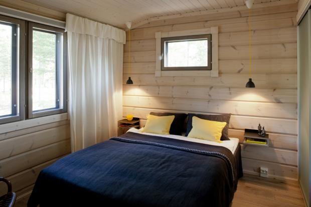 Kontio Pyry - Makuuhuone   Asuntomessut