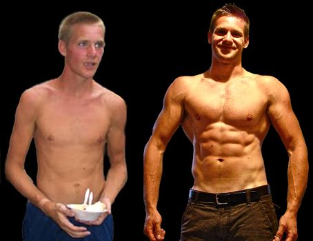 Free Muscle Building Go From Skinny To Muscular Webmusclefitness Com Muscle Transformation Build Muscle Body Pump