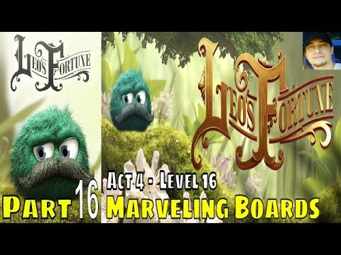 Leos Fortune Part 16 Act 4 Level 16 Marveling Boards - YouTube