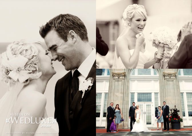 From Bruins Player Johnny Boychuk's Wedding (With Images