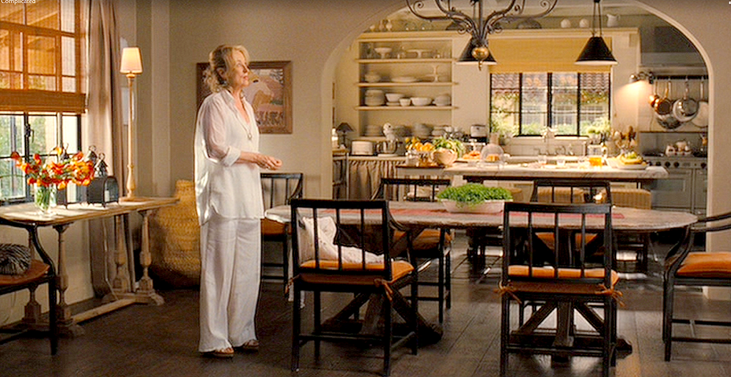 Dream kitchen ~ from the movie 'It's complicated'