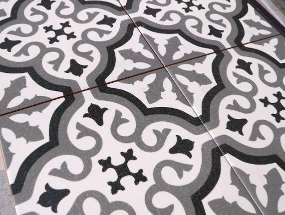 Tiles Patterend Floor Bathroom Wall Sydney