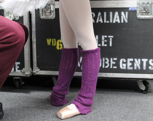 Backstage at The Australian Ballet