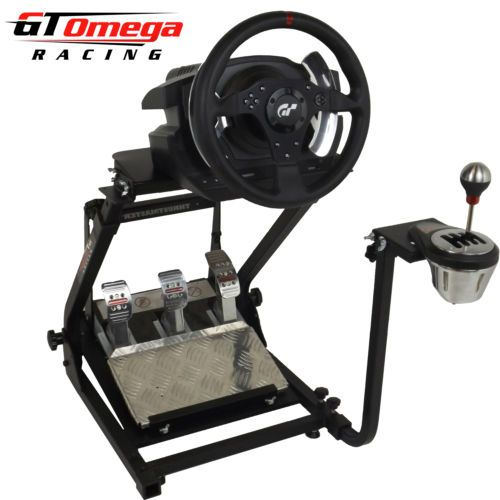Details About Gt Omega Steering Wheel Stand For Logitech