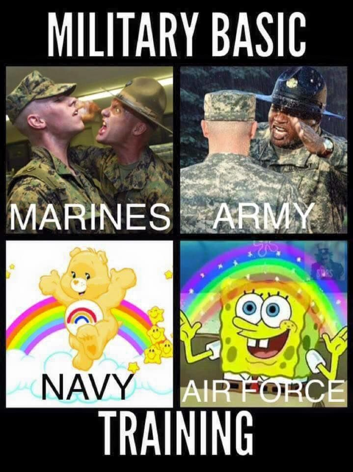 Air Force Vs Army Meme : force, Timeline, Photos, Awesome, Drill, Sergeant, Humor,, Military, Memes
