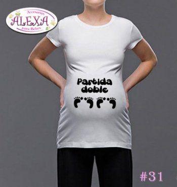 68fdae160 22 camisetas con mensajes para embarazadas