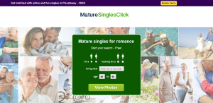Maturesinglesclick dating site