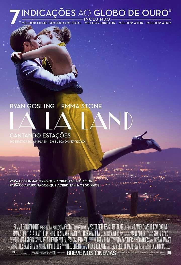 Pin De Nicole Tomacheski Em La La Land Filmes Completos Online