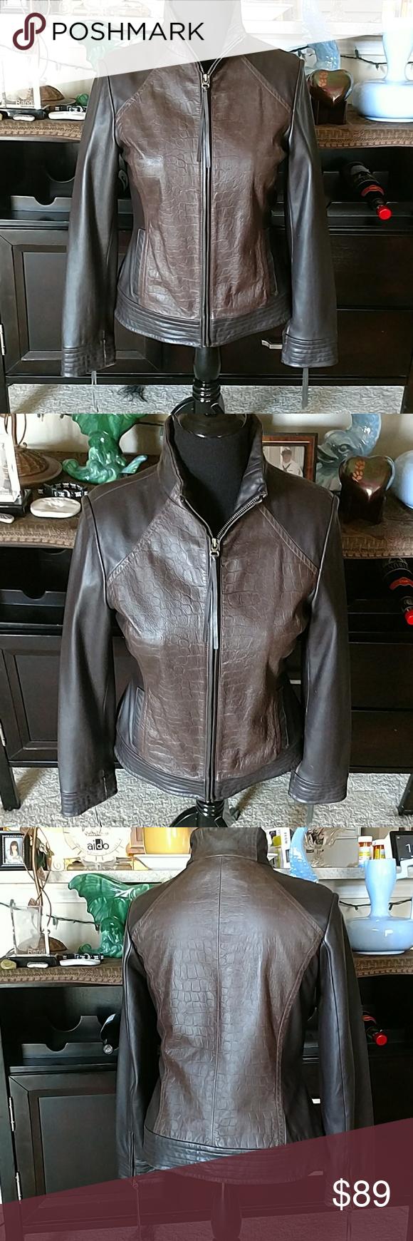 Via Spiga Leather Jacket Leather Jacket Jackets Clothes Design [ 1740 x 580 Pixel ]