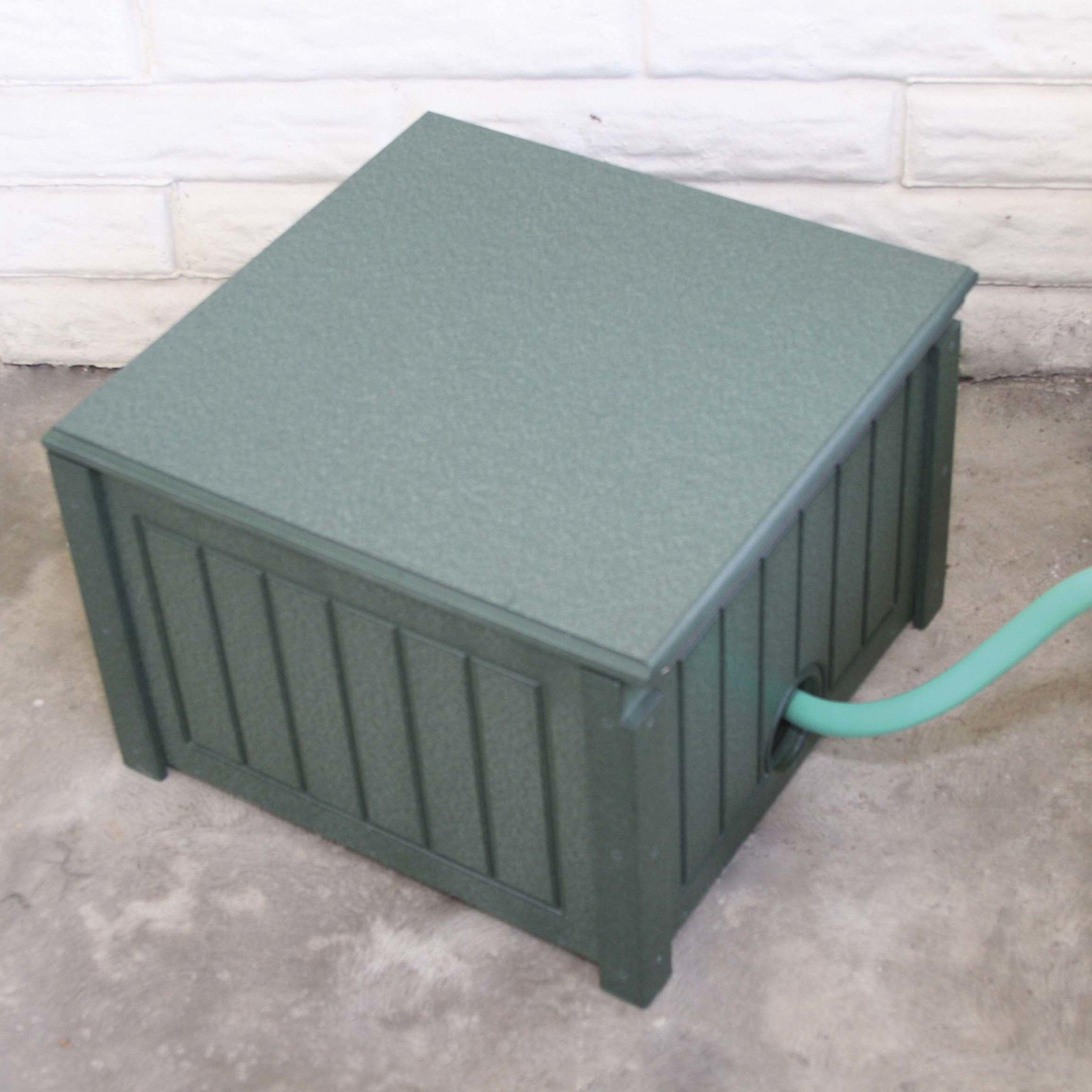Eagle One Hose Plastic Storage Box & Reviews Wayfair