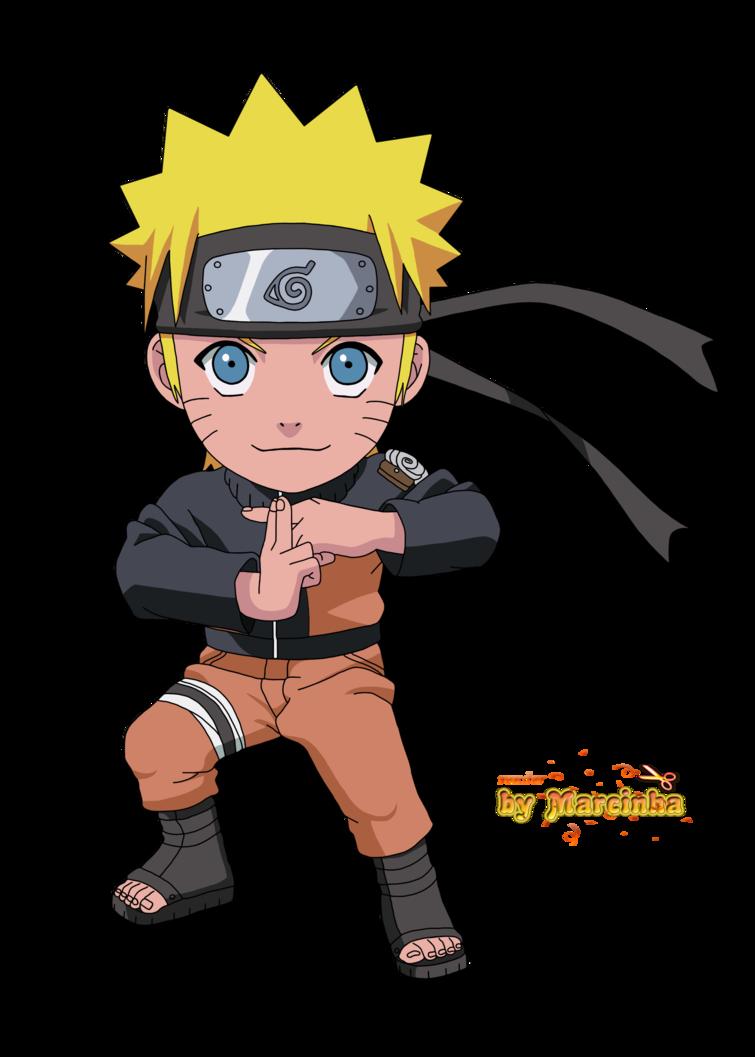 Render Chibi Naruto by Marcinha20 on DeviantArt | Naruto ...