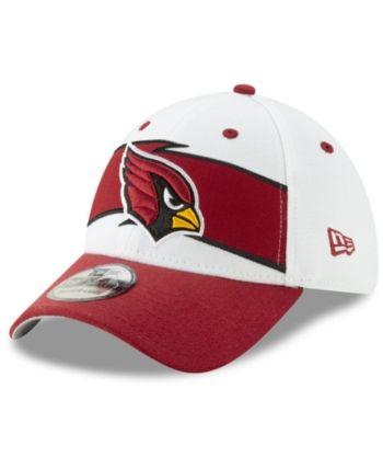 best loved 7f910 47553 New Era Arizona Cardinals Thanksgiving 39THIRTY Cap - White L XL