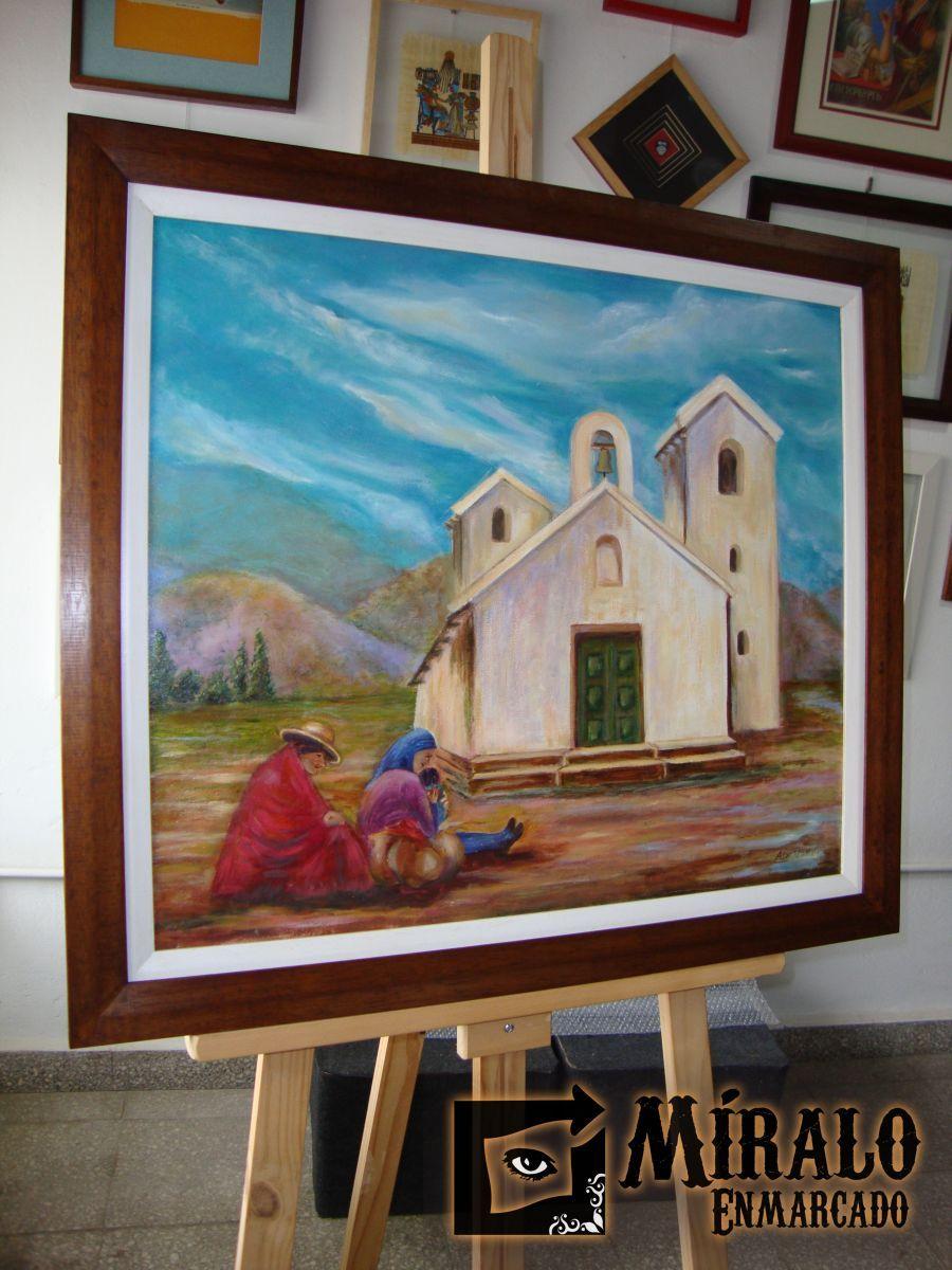 Miralo Enmarcado - Taller de Marcos Cuadros y Espejos: Enmarcado de ...