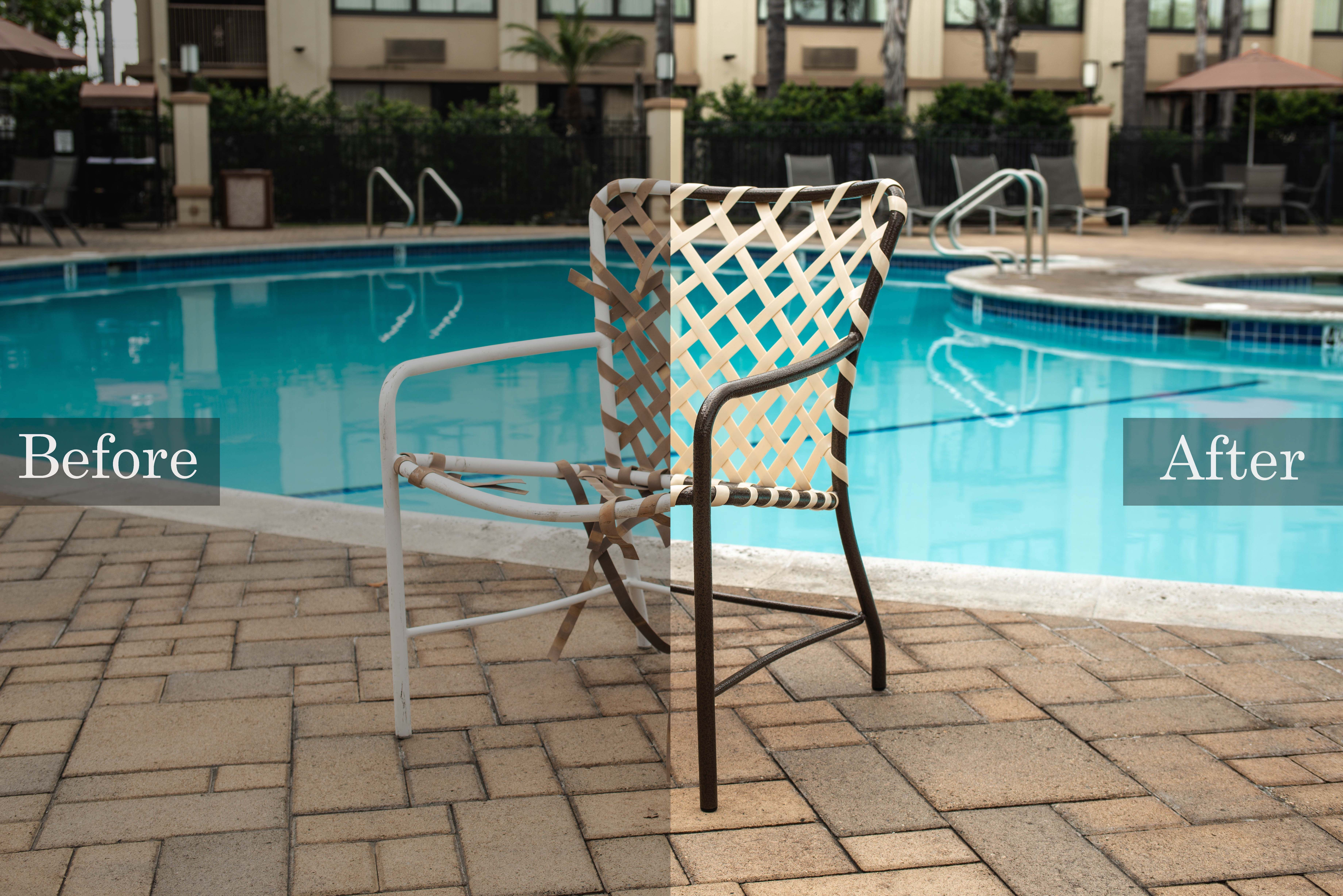 Outdoor Furniture Repair And Refinishing Services Outdoor