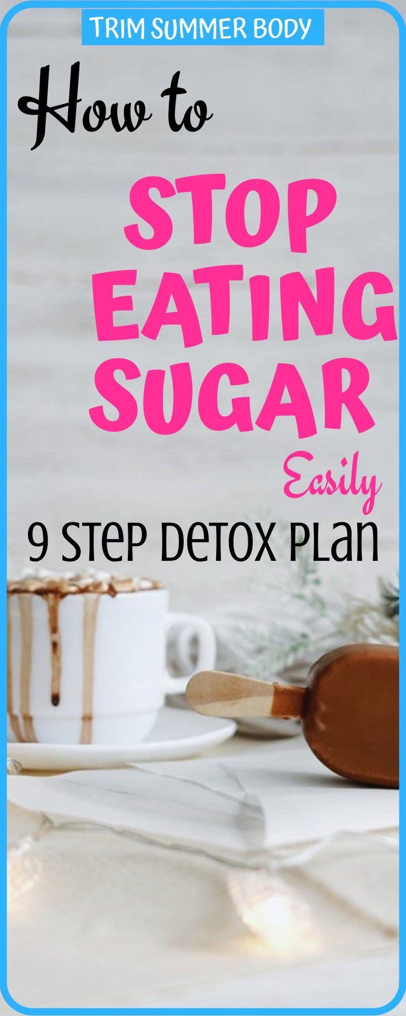 Photo of aufhören, Zuckerspitzen zu essen, Zuckerentgiftungsplan,