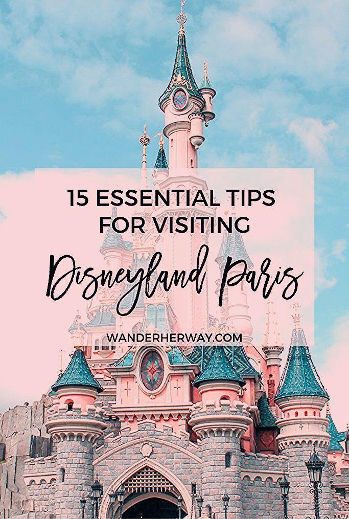 Photo of 15 Essential Disneyland Paris Tips – Wander Her Way