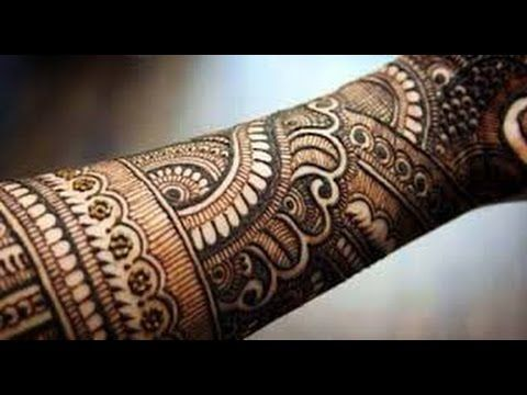 Mehndi Bridal Mehndi Design : Mehndi designs for hands new stylish simple easy