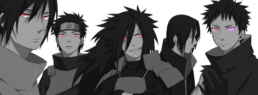 Anime/Naruto Facebook Cover Cover Abyss Anime naruto