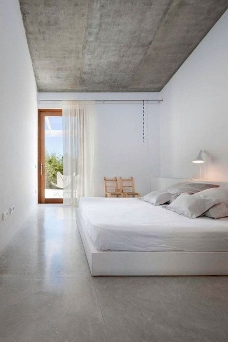10 Stylish Tricks Of How To Improve Concrete Bedroom Floor Ideas