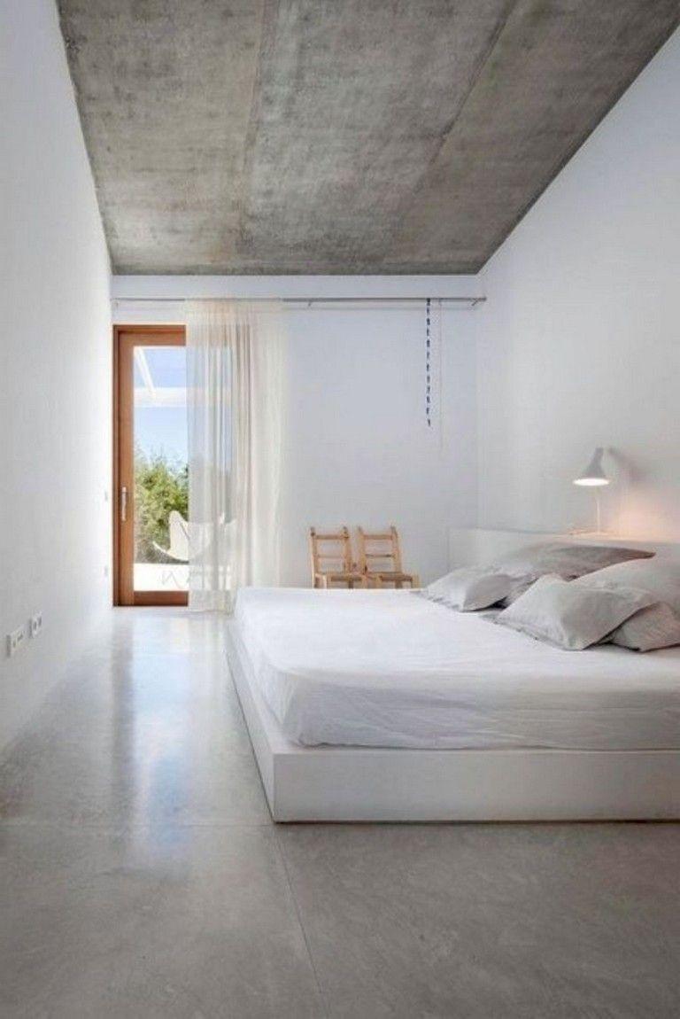 11 Stylish Tricks of How to Improve Concrete Bedroom Floor Ideas