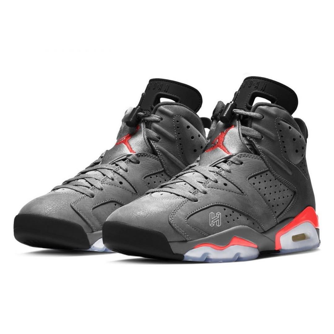 "Inspector irregular Oso polar  zSneakerHeadz on Instagram: ""JULY 2019. #PSG AJ6 on the way! Air Jordan  Retro 6 PSG Iron Grey/Infrared 23-Black 📝: … 